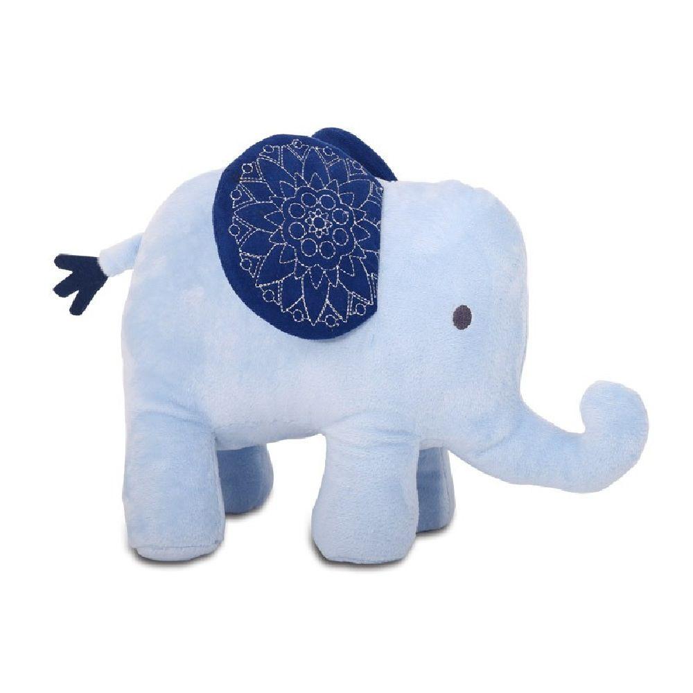 The Peanut Shell Little Peanut Plush Toy Elephant