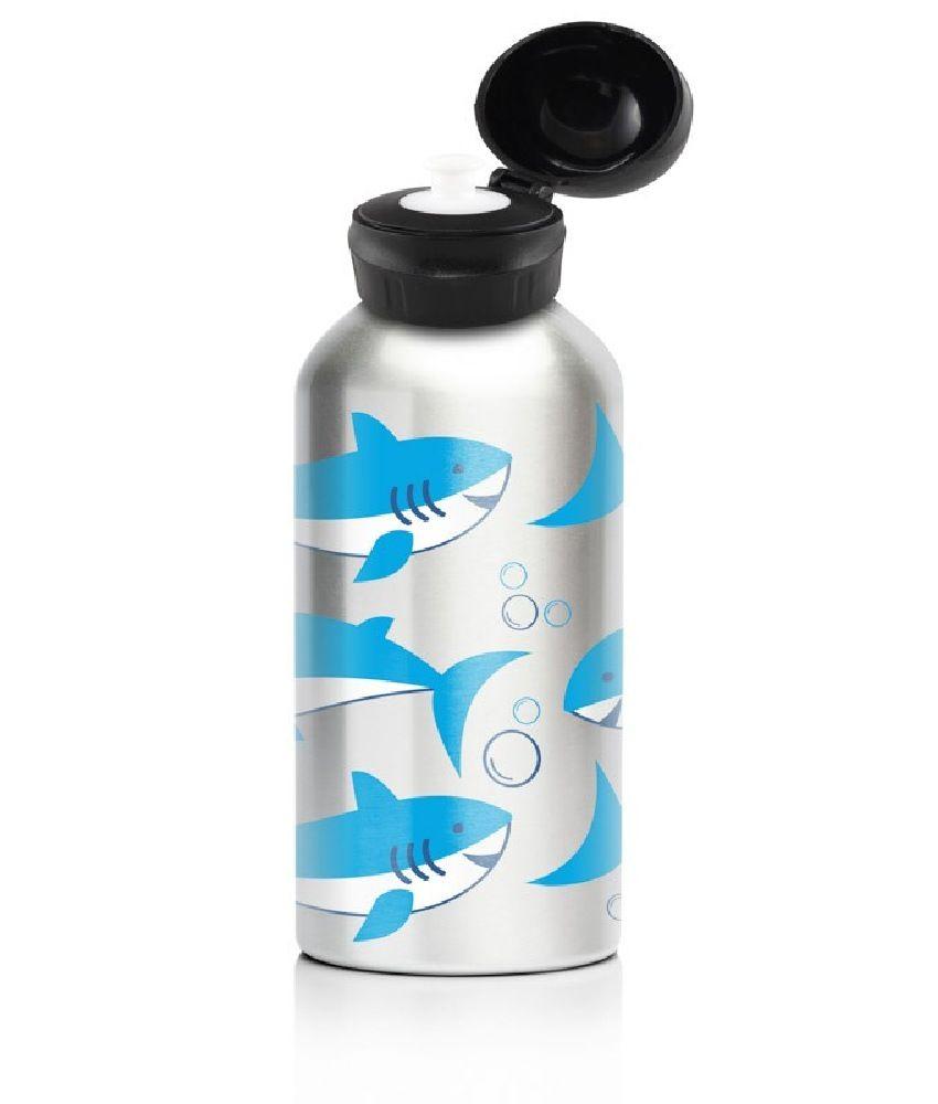 My Family Bottle Stainless Steel 400ml Shark image 0