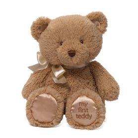Baby Gund My First Teddy 25cm Tan