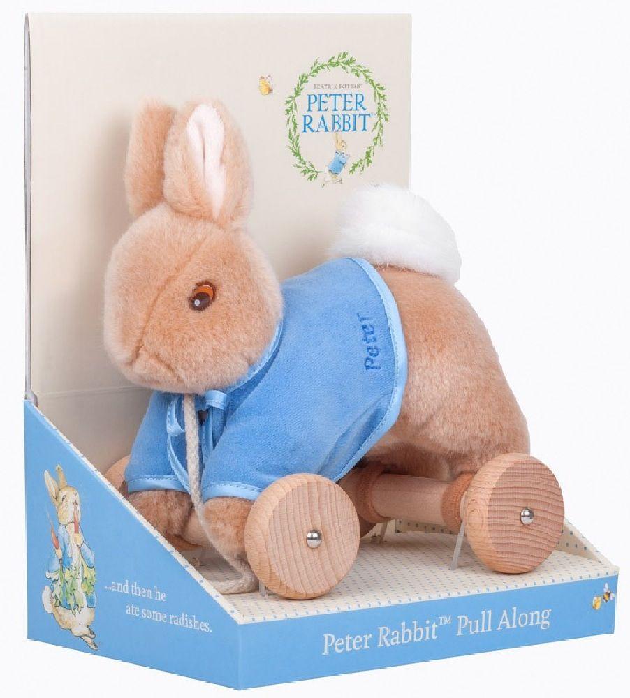 Beatrix Potter Peter Rabbit Pull Along image 0