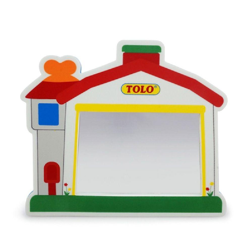 Tolo Baby Peek-A-Boo Mirror image 0