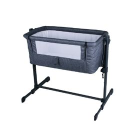 Childcare Snuggle Time Co Sleeping Bassinet Storm Cloud