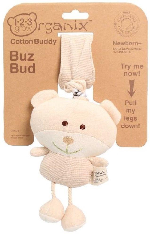123 Grow Organix Buzz Bud Bear Natural
