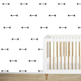 Lolli Living Woods Wall Decal Set Arrows