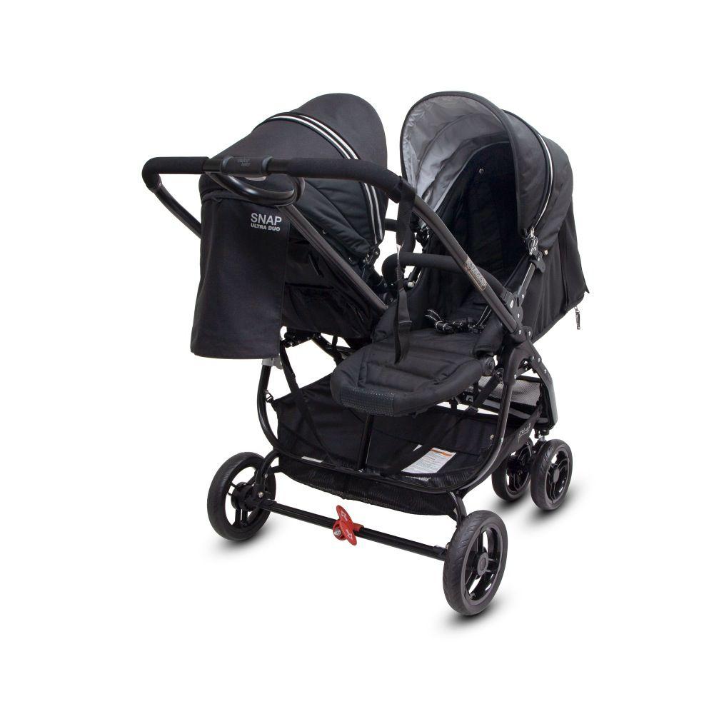 Valco Baby Snap Ultra Duo Coal Black