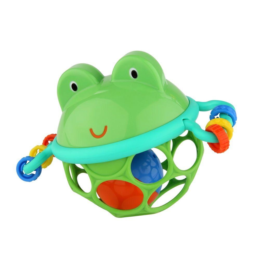 Oball Jingle & Shake Pal Frog image 0