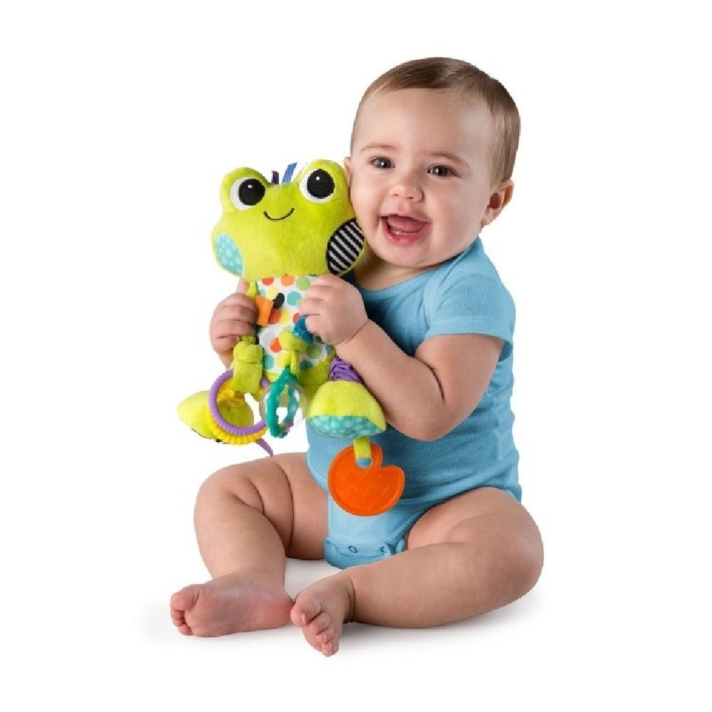 Bright Starts Bunch-O-Fun Plush Toy Assorted image 1