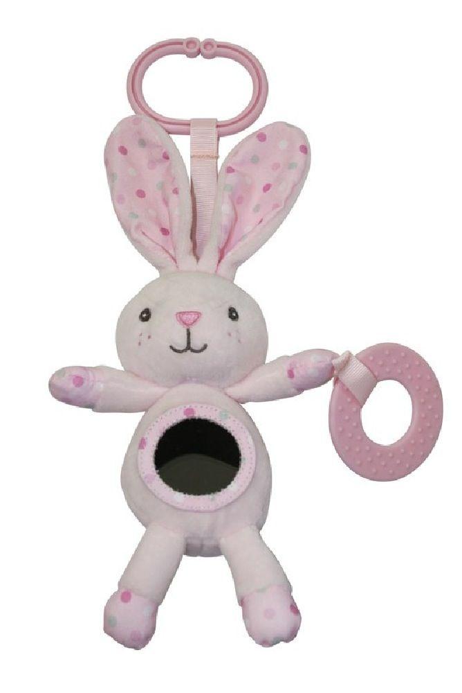 4Baby Bunny Pram Toy image 0