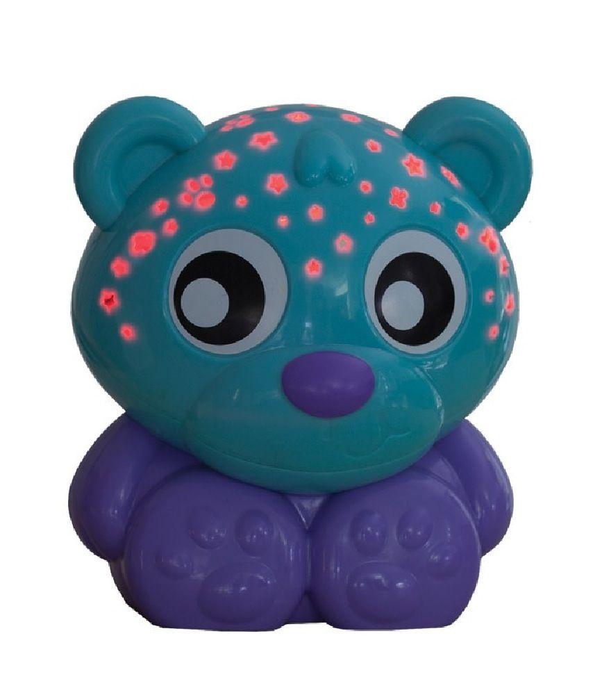 Playgro Goodnight Bear Night Light Projector Blue image 0