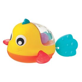 Playgro Paddling Bath Fish Orange