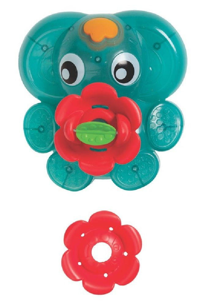 Playgro Light Up Squirty Bath Fountain image 3