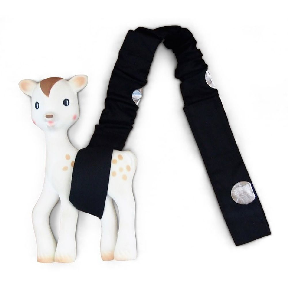 Outlook Get Foiled Toy Strap Black With Silver Spots image 0