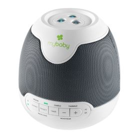 My Baby Sound Spa Lullaby with Projector - Grey/White