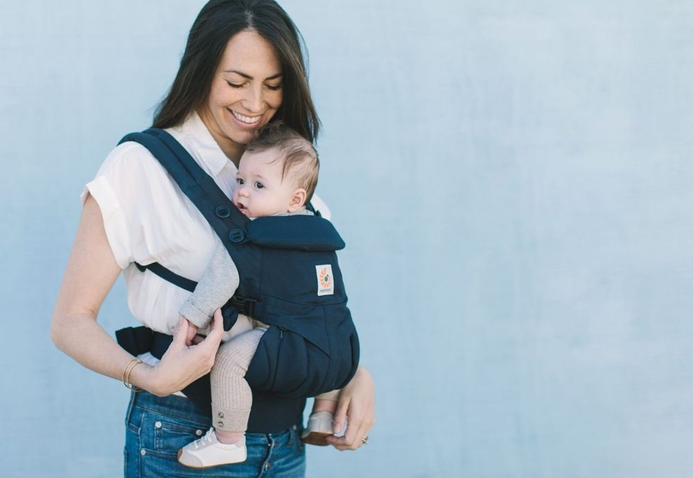 Ergobaby All Position Omni 360 Baby Carrier Midnight Blue image 11