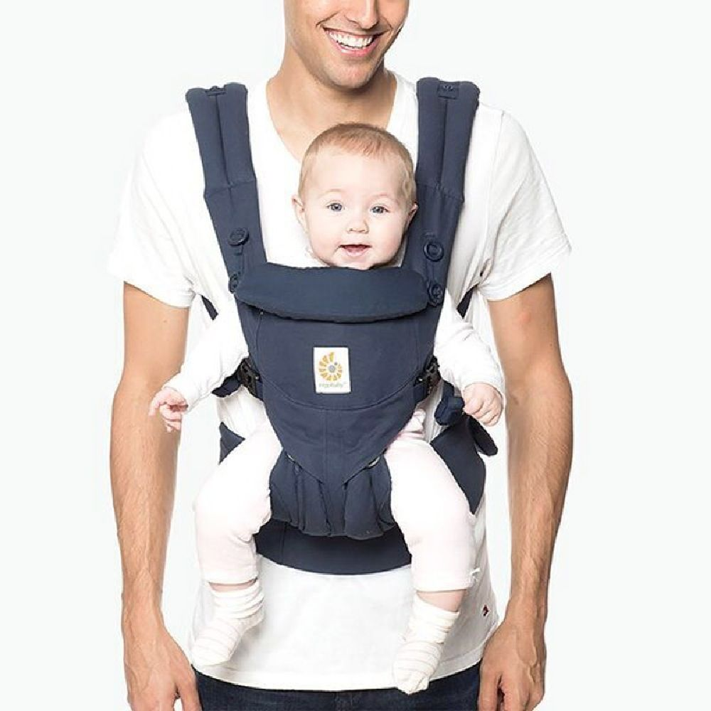 Ergobaby All Position Omni 360 Baby Carrier Midnight Blue image 2