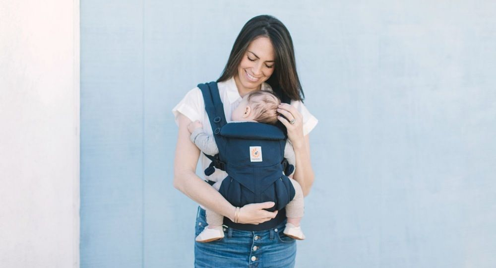 Ergobaby All Position Omni 360 Baby Carrier Midnight Blue image 6
