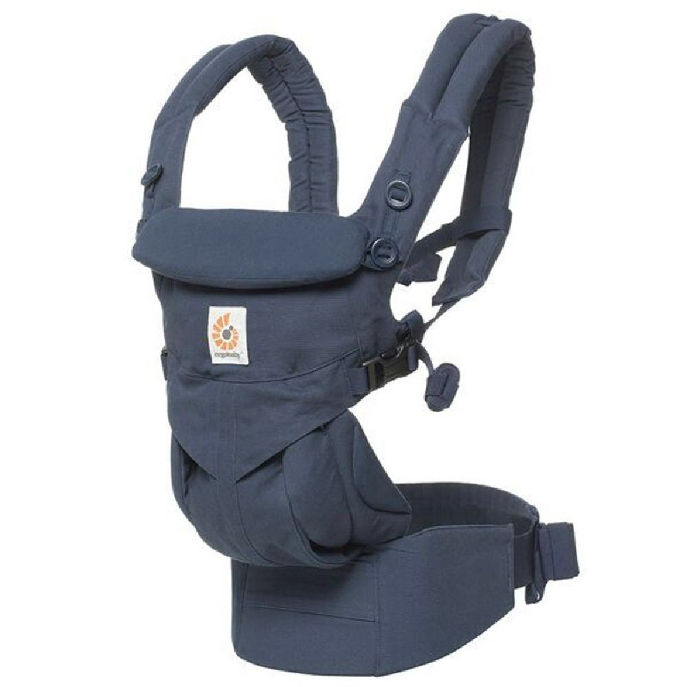 Ergobaby All Position Omni 360 Baby Carrier Midnight Blue image 8
