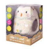 Gro Company Light & Sound Sleep Aid Ollie The Owl image 1