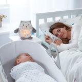 Gro Company Light & Sound Sleep Aid Ollie The Owl image 3