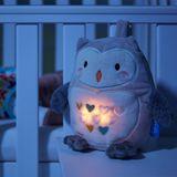 Gro Company Light & Sound Sleep Aid Ollie The Owl image 6