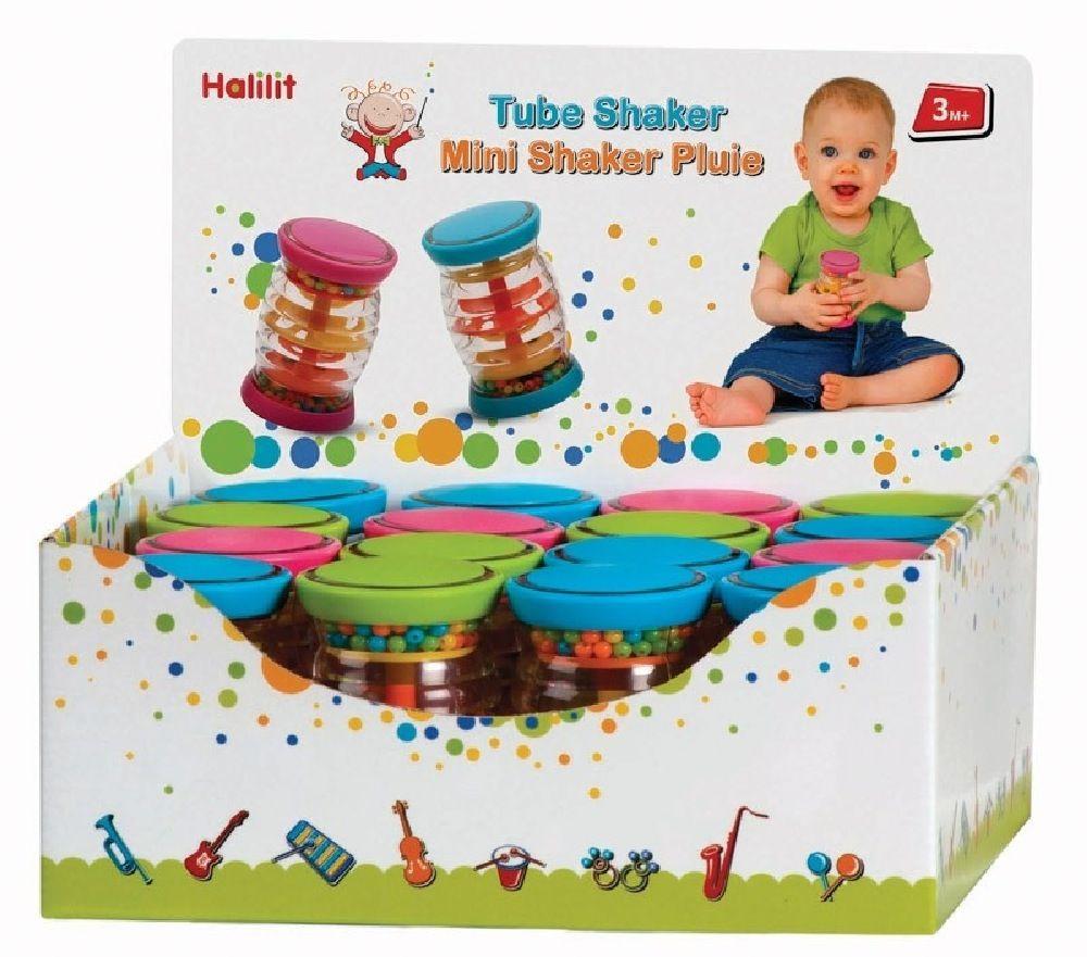 Halilit Tube Shaker Assortment image 0