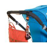 Dreambaby EZY-Loop Stroller Clips 2pk image 1