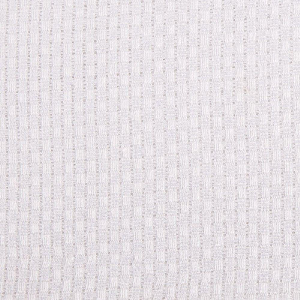Playgro Bamboo Blanket Basket Weave White image 0