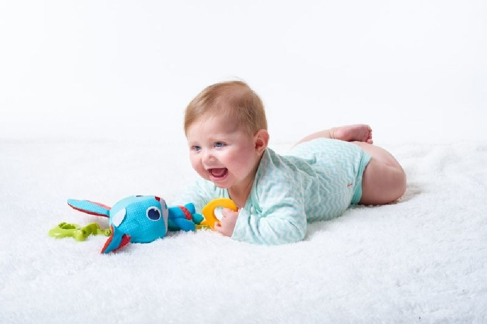 Tiny Love Meadow Days Jittering Toy Thomas image 7