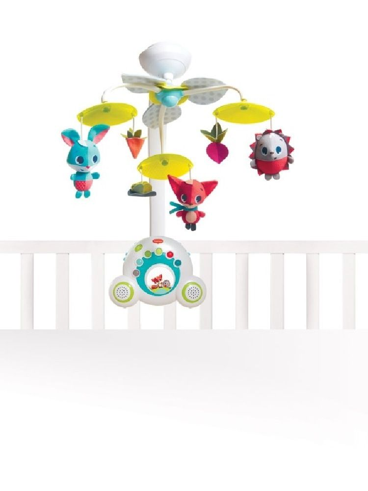 Tiny Love Soothe N Groove Mobile Meadow Days image 0