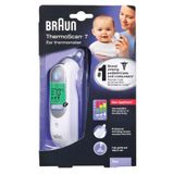 Braun Thermoscan 7 Ear Thermometer 6520 image 0