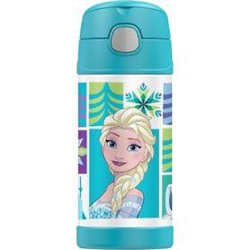 Thermos Funtainer Drink Bottle Frozen 355ml