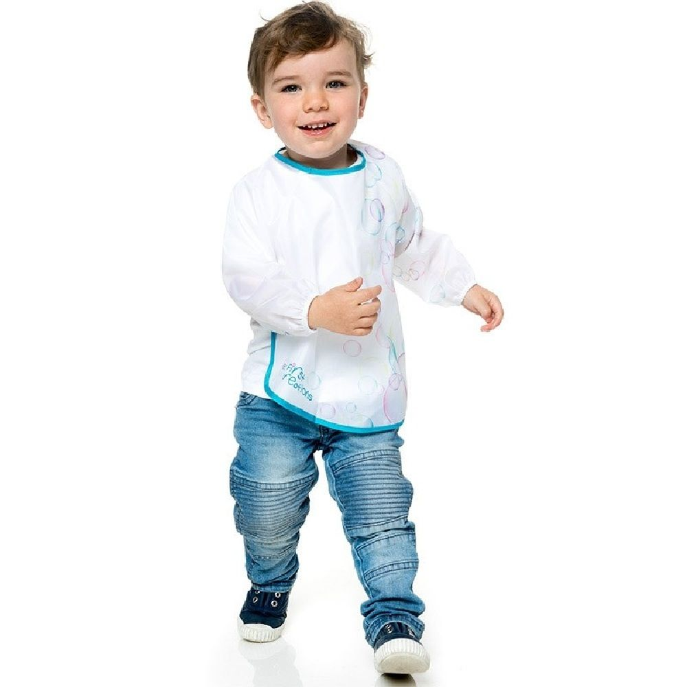 First Creations Toddler Smock Long Sleeve image 2