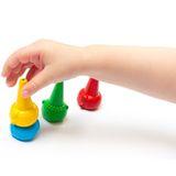 First Creations Easi-Grip Animal Crayons Set Of 4 image 2