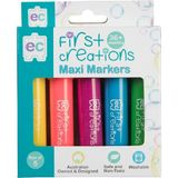 First Creations Maxi Markers Box Of 5 image 0