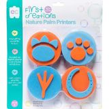 First Creations Easi-Grip Nature Palm Printers Set Of 4 image 0