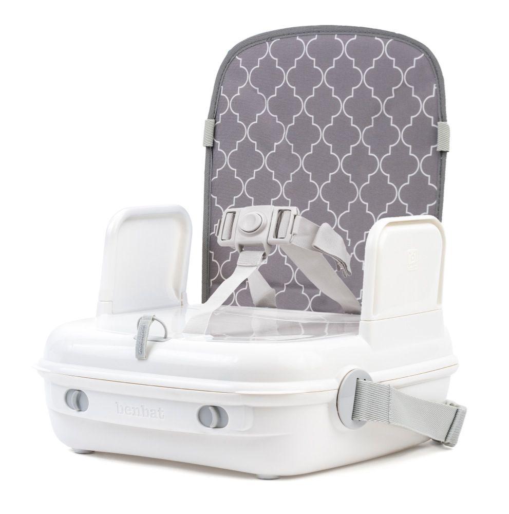 Benbat Yummigo Booster Seat Grey