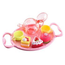ELC Bath Tea Party Pink