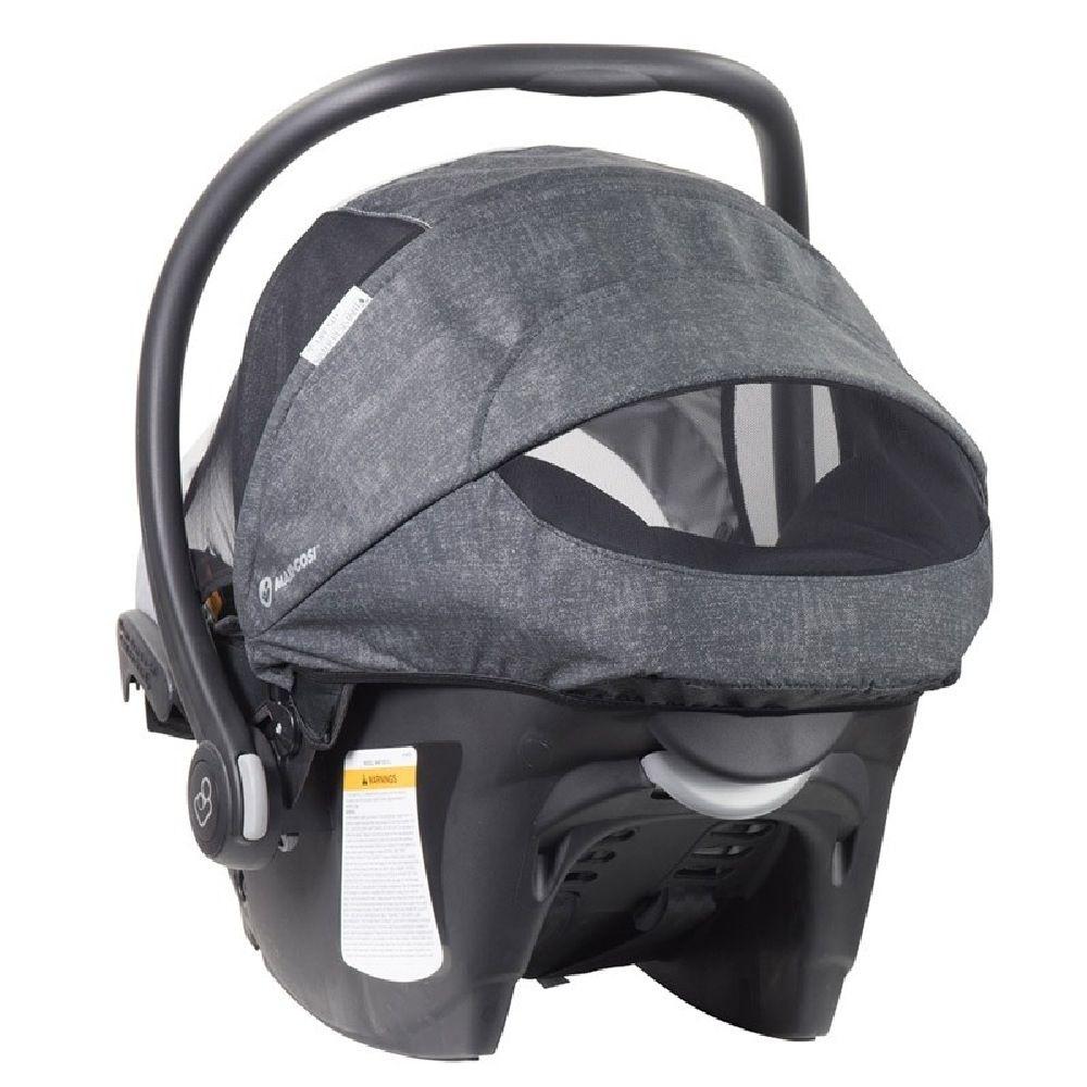 Maxi Cosi Mico Plus (Isofix) Nomad Black image 6