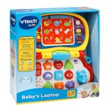 Vtech Baby's Laptop Red/Yellow image 2
