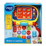 Vtech Baby's Laptop Red/Yellow image 3