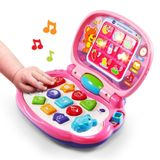 Vtech Baby's Laptop Pink image 1