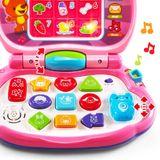 Vtech Baby's Laptop Pink image 2