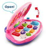 Vtech Baby's Laptop Pink image 4