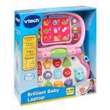 Vtech Baby's Laptop Pink image 7