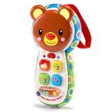 Vtech Baby Peek & Play Phone Blue/Green image 1
