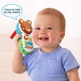 Vtech Baby Peek & Play Phone Blue/Green image 7