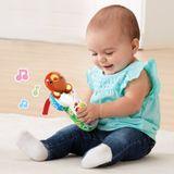 Vtech Baby Peek & Play Phone Blue/Green image 8