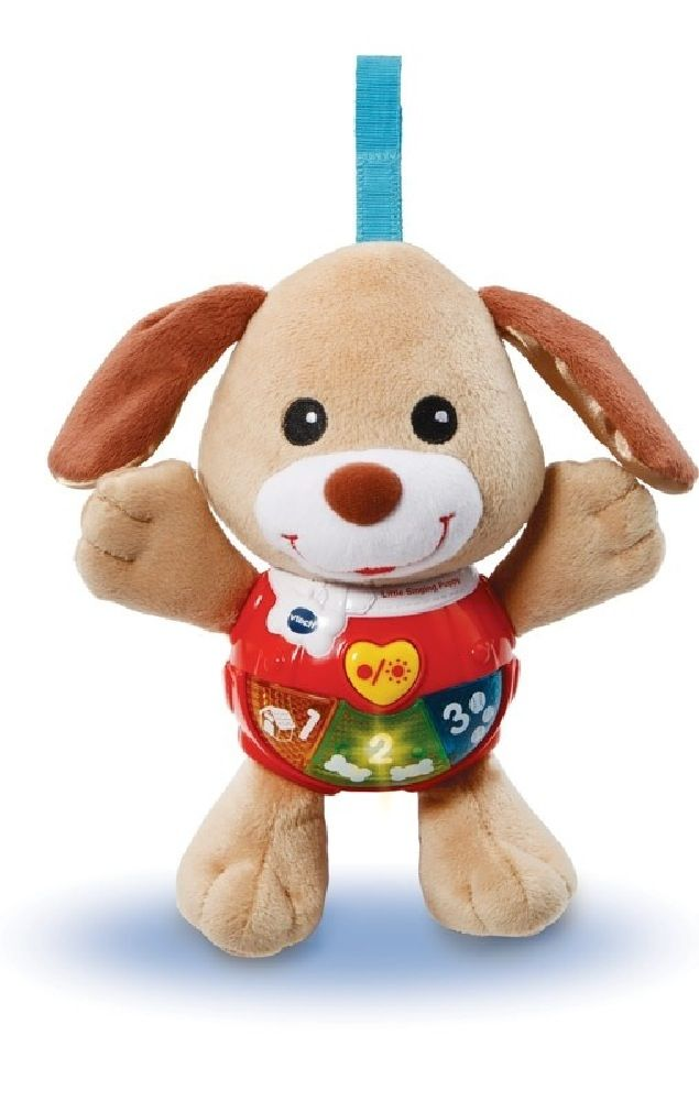 Vtech Baby Little Singing Puppy Brown image 1