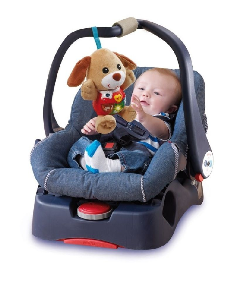 Vtech Baby Little Singing Puppy Brown image 2