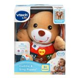 Vtech Baby Little Singing Puppy Brown image 4